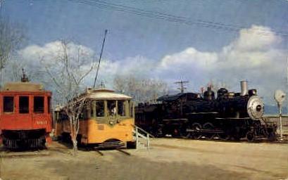 Griffith Park - Los Angeles, California CA Postcard