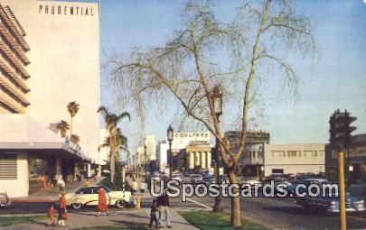 Miracle Mile - Los Angeles, California CA Postcard