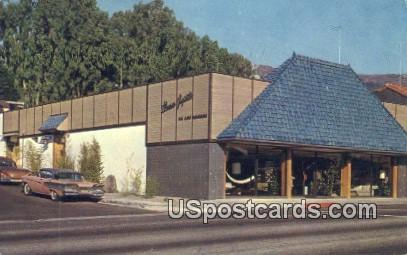 Treasures Building - Laguna Beach, California CA Postcard