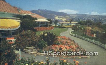 Laguna Beach, CA Postcard       ;       Laguna Beach, California