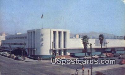 National Broadcasting Company - Los Angeles, California CA Postcard