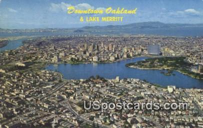 Oakland, California, Postcard       ;       Oakland, CA