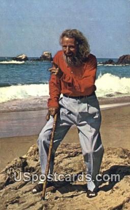 Eiler Larsen - Laguna Beach, California CA Postcard
