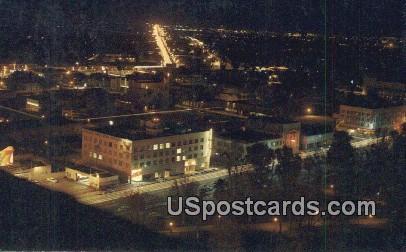 Fresno, California, Postcard       ;       Fresno, CA