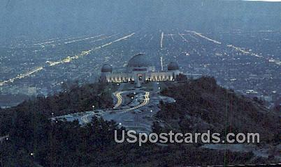 Los Angeles, California, Postcard       ;       Los Angeles, CA