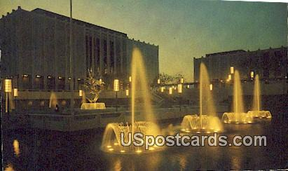 Los Angeles County Museum of Art - California CA Postcard