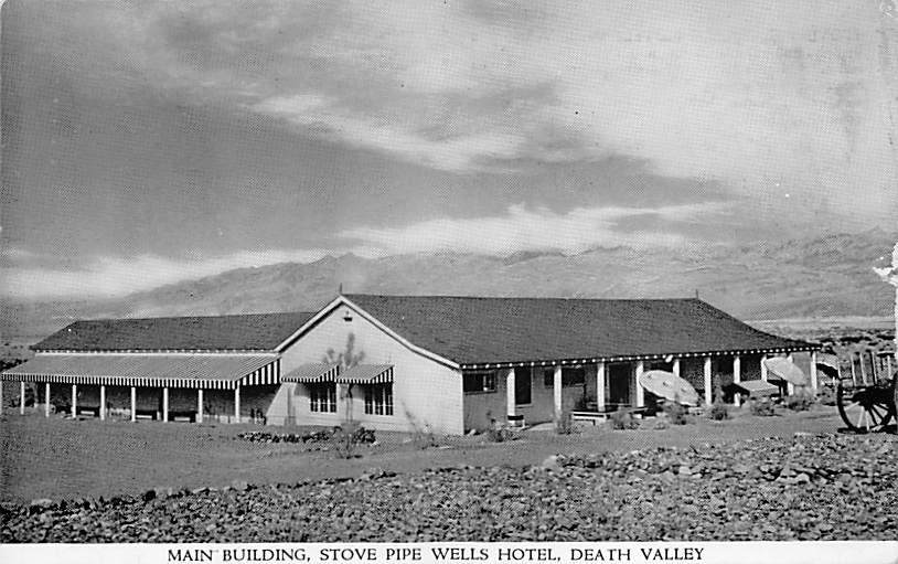 Death Valley CA