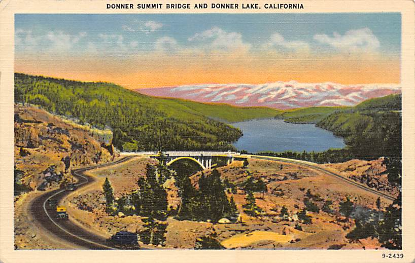 Donner CA