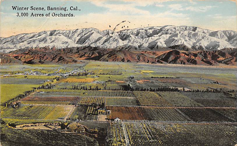 Banning CA