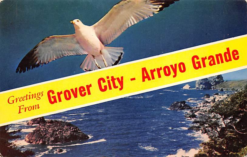 Grover City CA