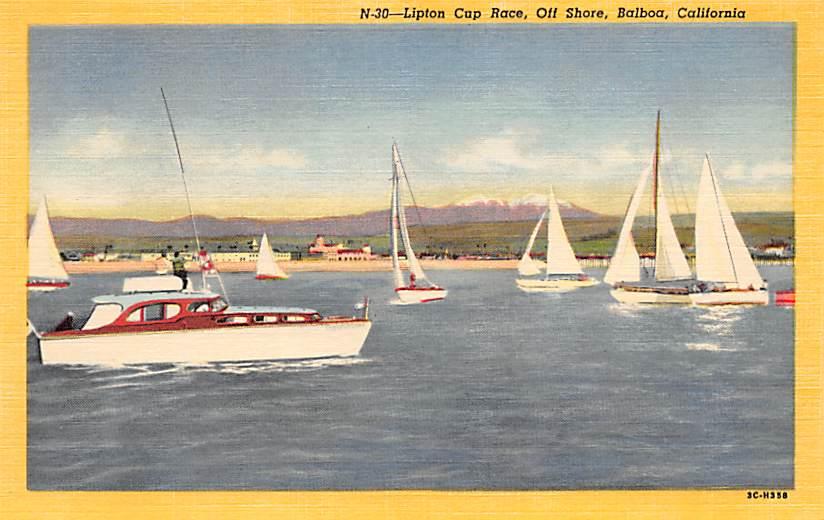 Balboa CA