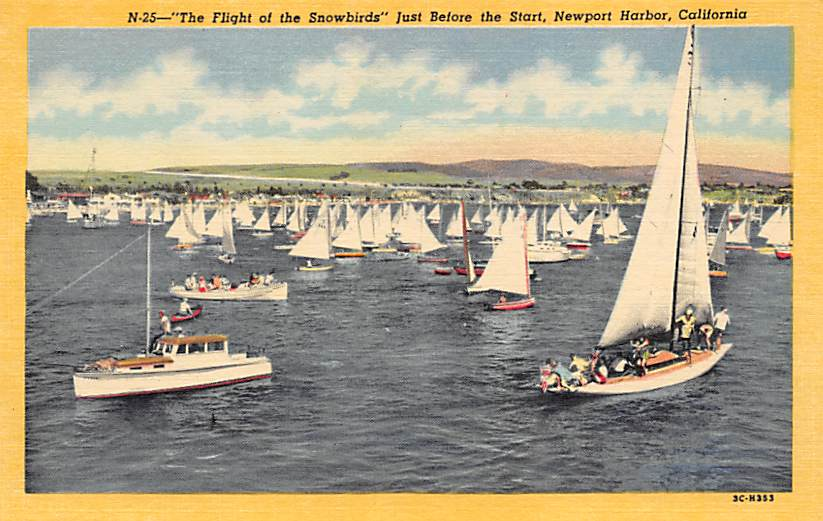 Newport Harbor CA