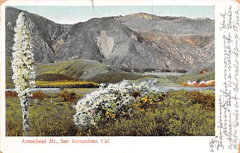 San Bernardio CA