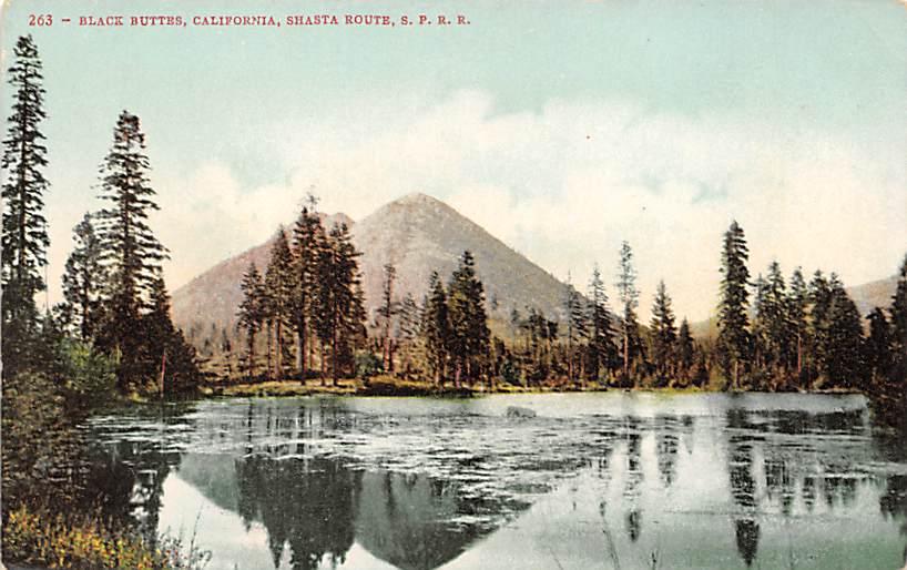 Black Buttes CA