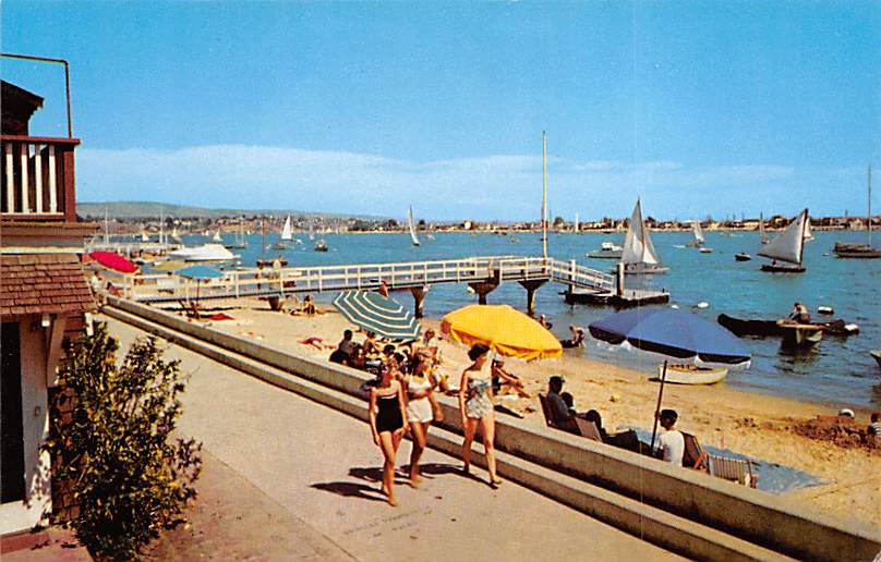 Balboa Island CA