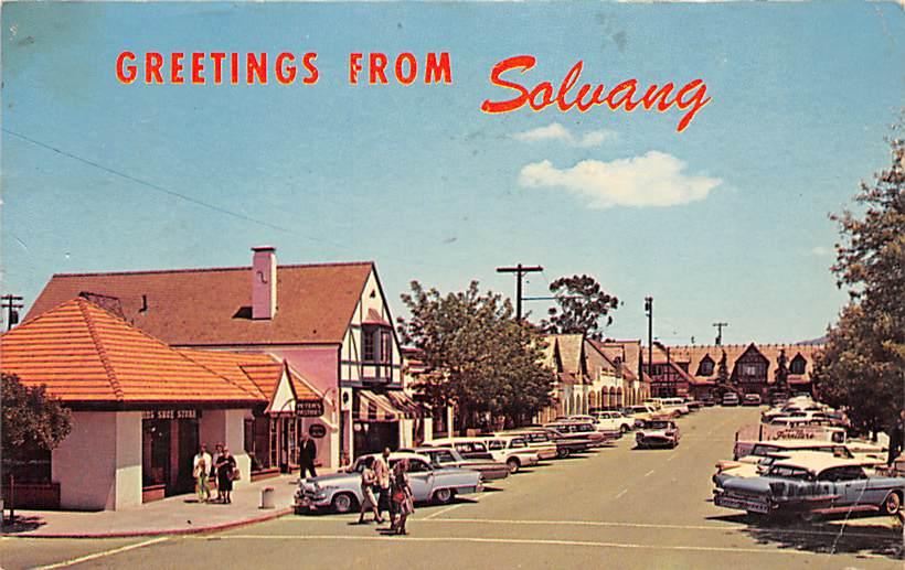 Solvang CA