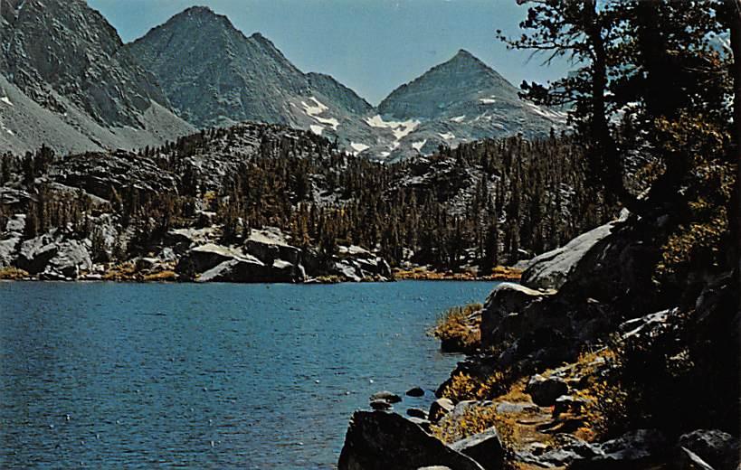 Eastern High Sierra CA