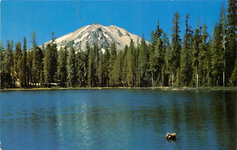 Volcanic National Park CA