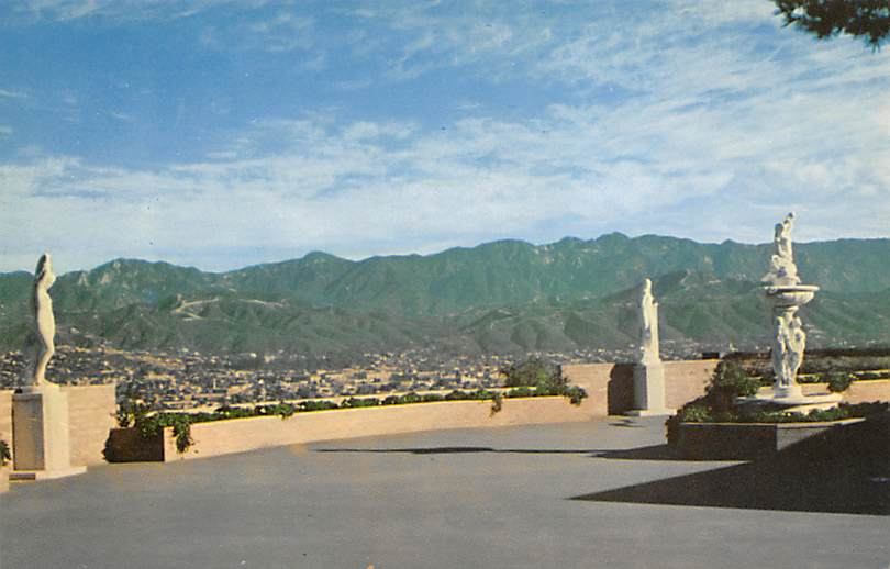Forest Lawn Memorial-Park CA