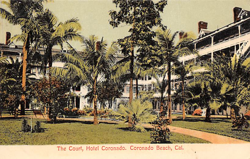Coronado Beach CA