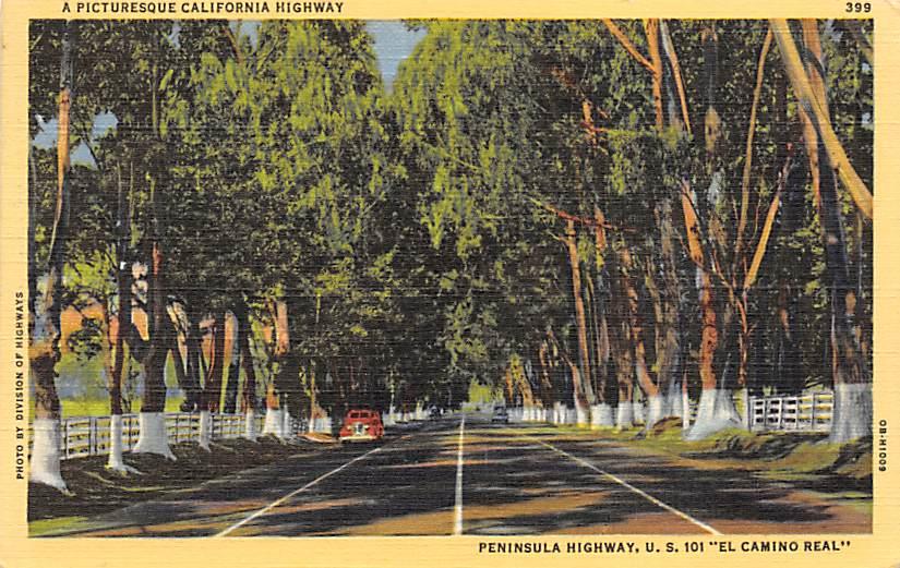 Peninsula Highway CA