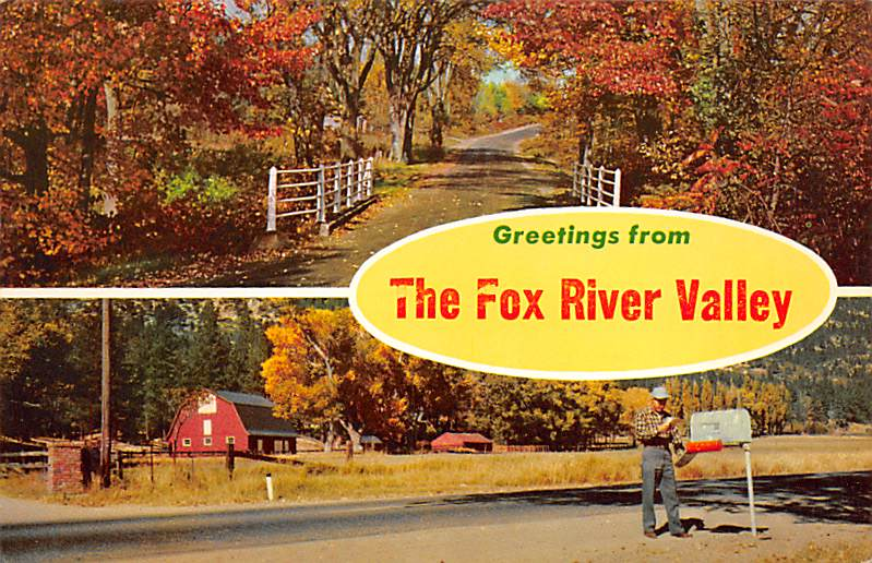 The Fox River Valley CA