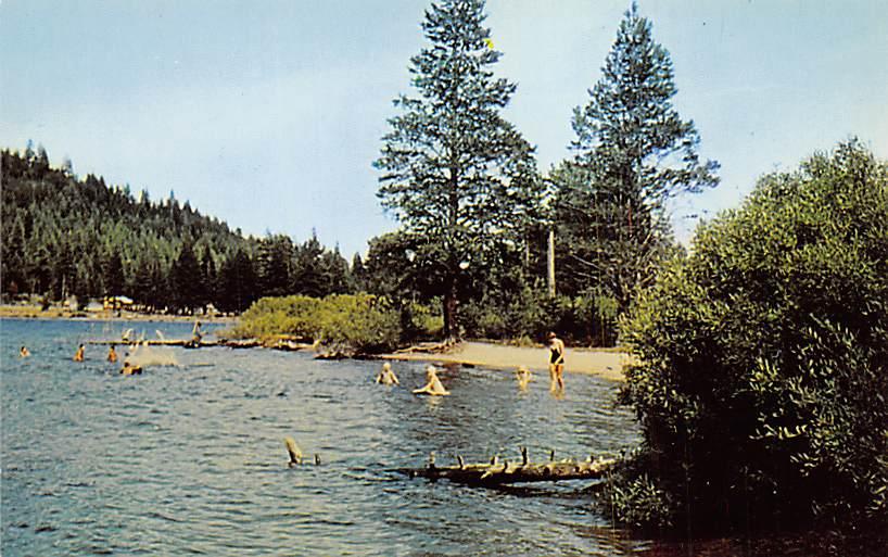 Donner Memorial State Park CA
