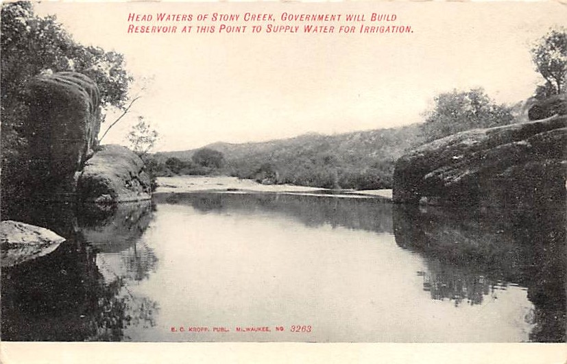 Stony Creek CA