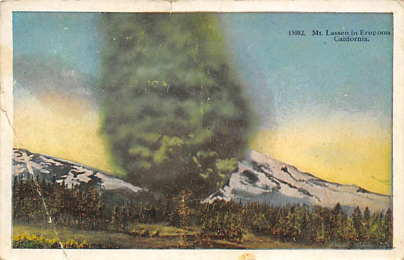 Eruption CA