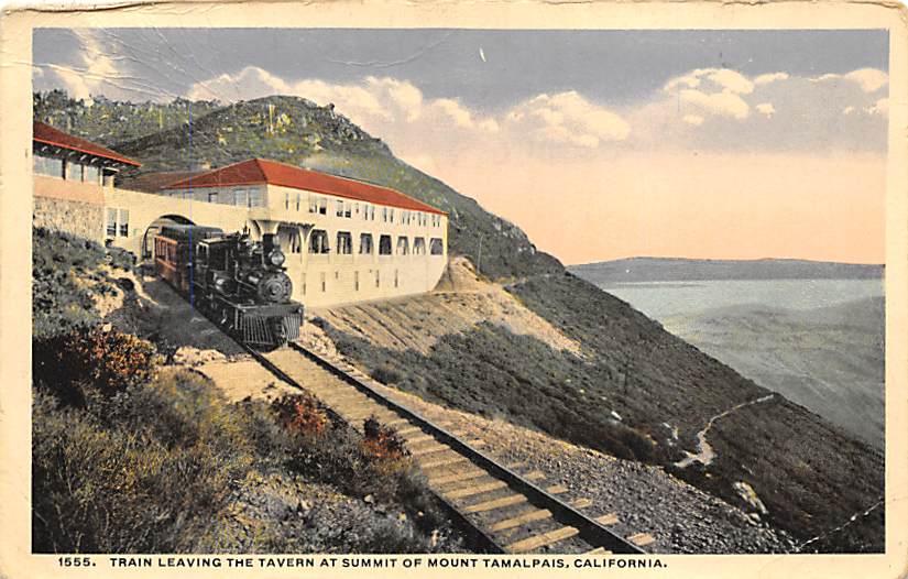 Mount Tamalpais CA