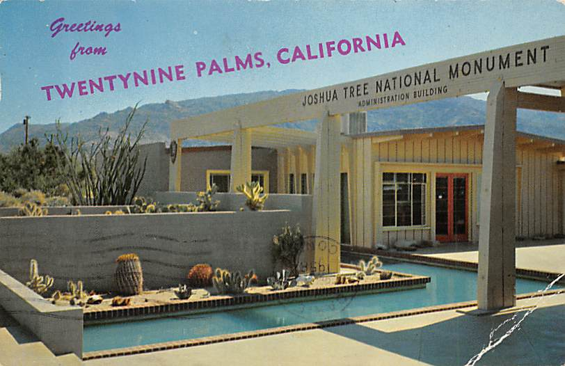 Palms CA