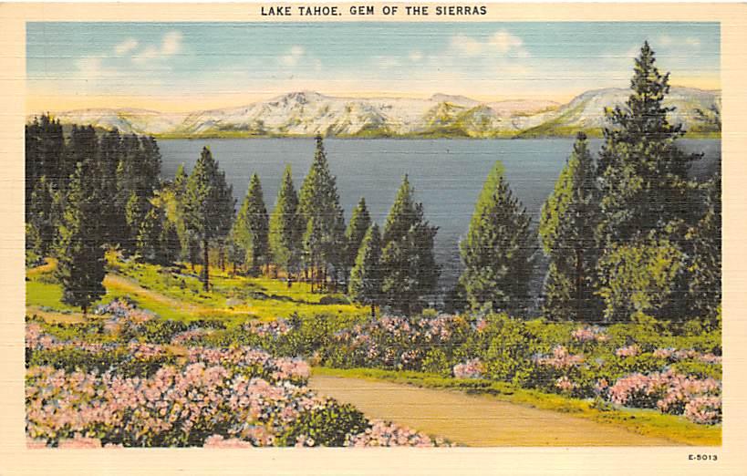 Tahoe CA