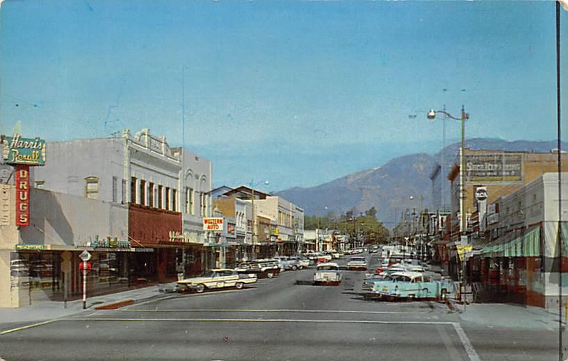 Upland CA