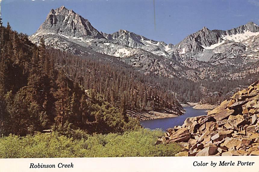 Robinson Creek CA