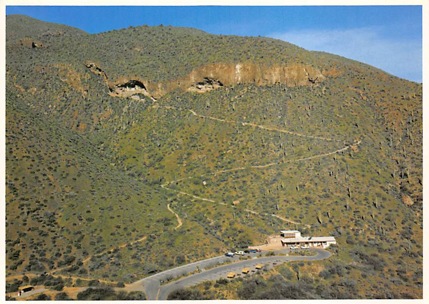 Tonto National Monument CA