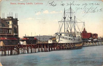 Cabrillo CA