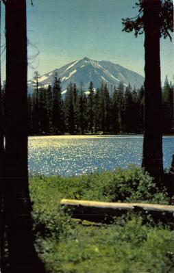 Lassen Volcanic National Park CA
