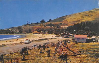 Refugio Beach Park CA