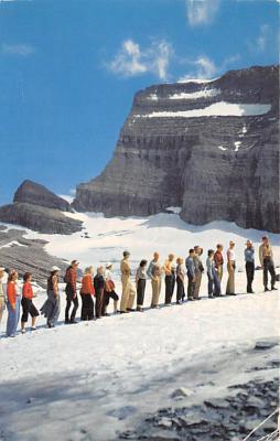 Glacier Park CA