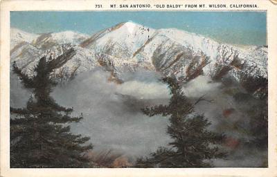 Mount Wilson CA