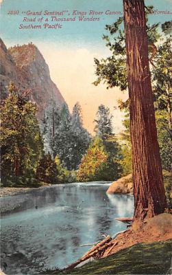 Kings River Canon CA