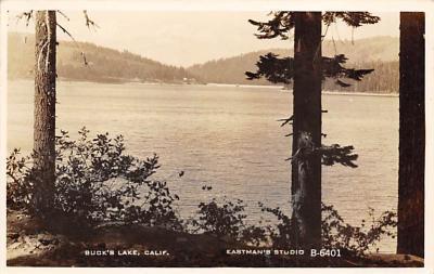 Bucks Lake CA