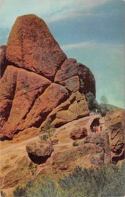 Pinnacles National Park CA