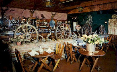 Ranch House   - Oxnard, California CA Postcard