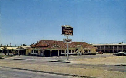 Pappy's Pancake House - El Centro, California CA Postcard