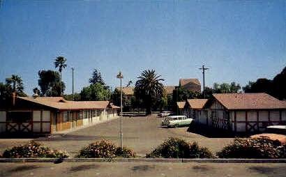 Motel Addition - Los Angeles, California CA Postcard