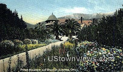 Altadena - California CA Postcard
