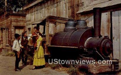Old Betsy - Buena Park, California CA Postcard