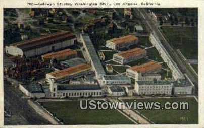 Goldwyn Studios - Los Angeles, California CA Postcard