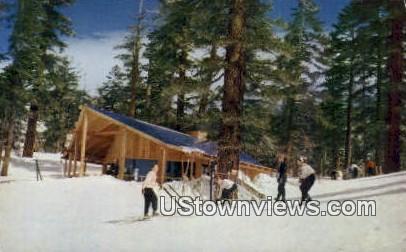 Heavenly Valley - Lake Tahoe, California CA Postcard